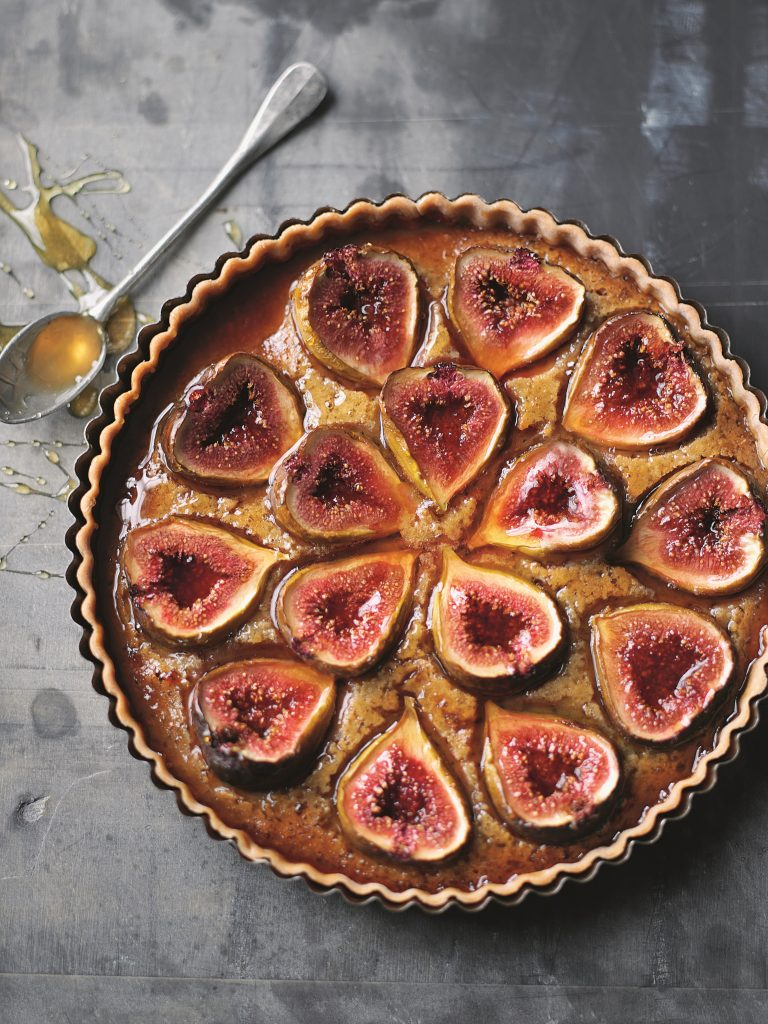 05.fig and honey tart 2