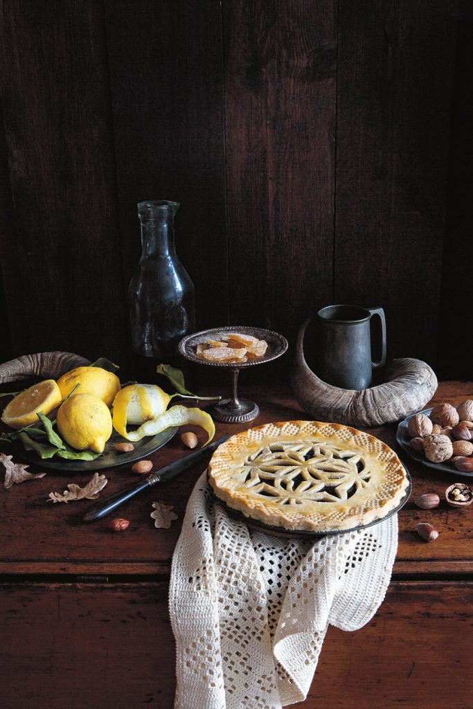 Prune Tart for CH